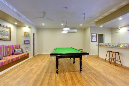Pool/Games Room